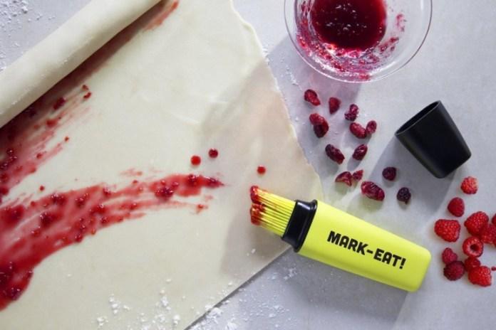 OTOTO Mark-Eat Silicone Basting Brush