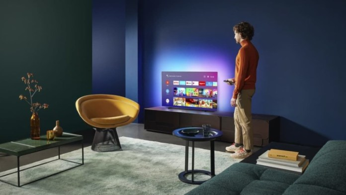 Philips OLED805 4K UHD Android TV