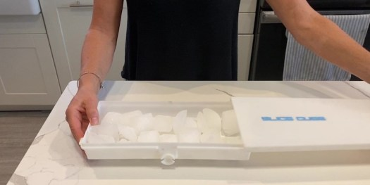 The Slice Cube Better Ice Tray