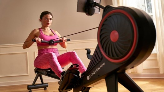 Echelon Row smart rower
