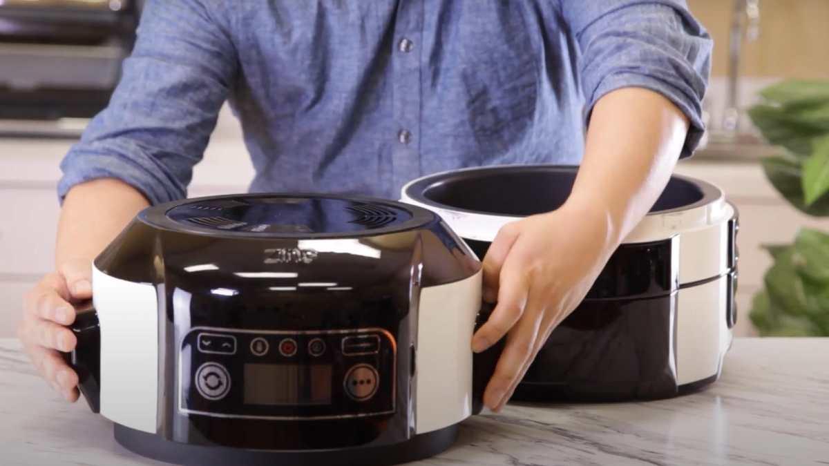 Flip Air Fryer & Slow Multicooker