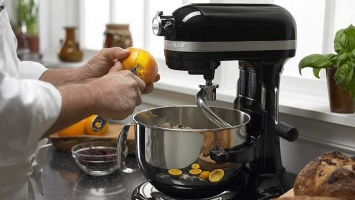 KitchenAid Pro 600 Series 6-Quart Bowl Lift Stand Mixer
