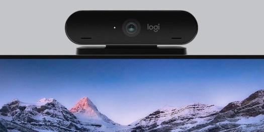 Logitech 4K Pro Magnetic Ultra HD Webcam