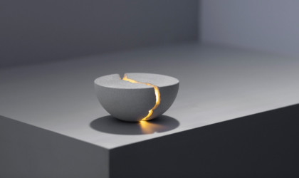 Lumio Teno bowl-shaped speaker