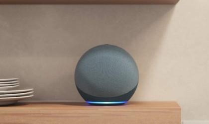 New Amazon Echo 4th-generation smart speaker