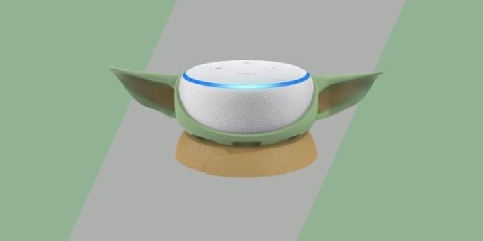 Otterbox Mandalorian Amazon Echo Dot Case