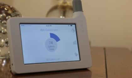 Pleco smart water watch