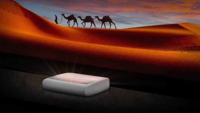 Samsung 130″ The Premiere 4K smart projector
