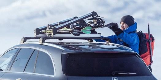 Thule Ski & Snowboard Car Rack