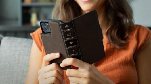 Twelve South BookBook iPhone 12 & 12 Pro Vol. 2 Case