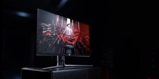 ASUS ROG Swift 32-inch 4K gaming monitor