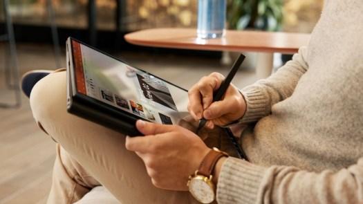 HP Elite Folio laptop