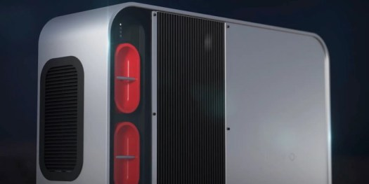Lavo Green Energy Storage System
