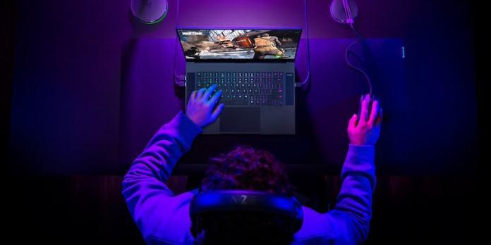 Razer Blade 15 2021 gaming laptop