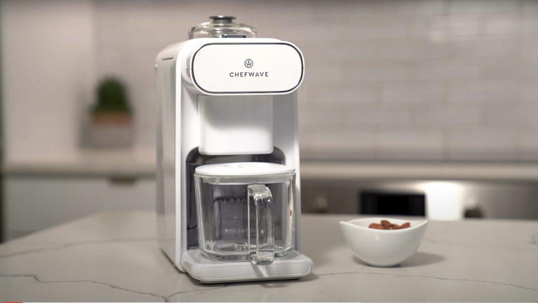 ChefWave Milkmade non-dairy milk maker