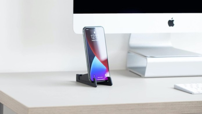 ElevationLab GoStand adjustable iPhone