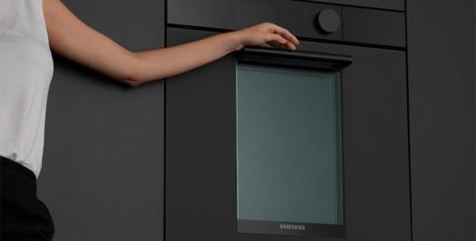 Samsung dual oven