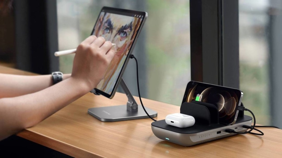 Satechi Dock5 Multi-Device Charging Station