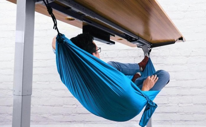 UPLIFT Desk Under Desk Hammock