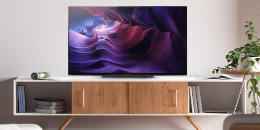 Must-have smart TVs for your living room in 2021 Sony A9S 4K OLED TV