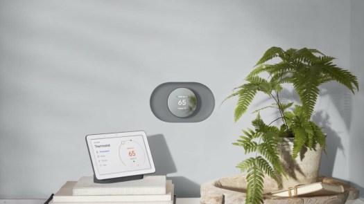 Nest Thermostat smart temperature control