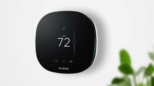 ecobee3 lite smart Wi-Fi thermostat