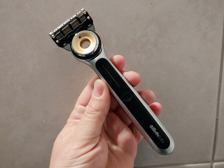Gillette Heated 2