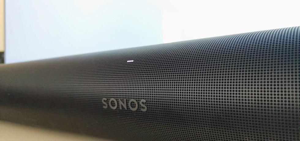 Sonos Arc. צילום צחי הופמן