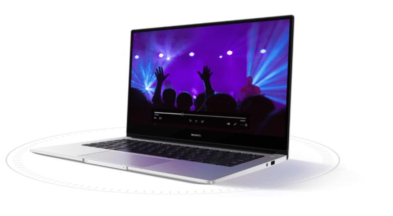 "וואווי MateBook D14. צילום יח""צ"