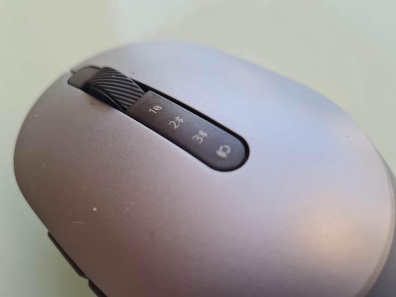 עכבר Dell KM7120W. צילום צחי הופמן