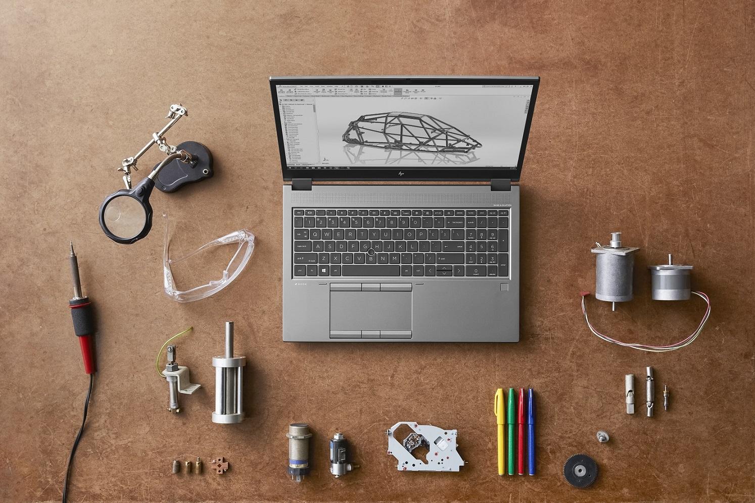 """HP ZBook. צילום יח""""צ"""