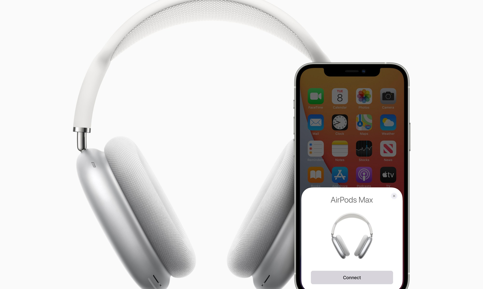 """Airpods Max. צילום יח""""צ"""