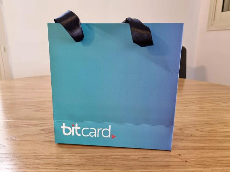 כרטיס אשראי bitcard. צילום צחי הופמן