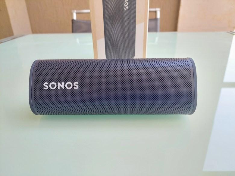 Sonos Roam. צילום צחי הופמן