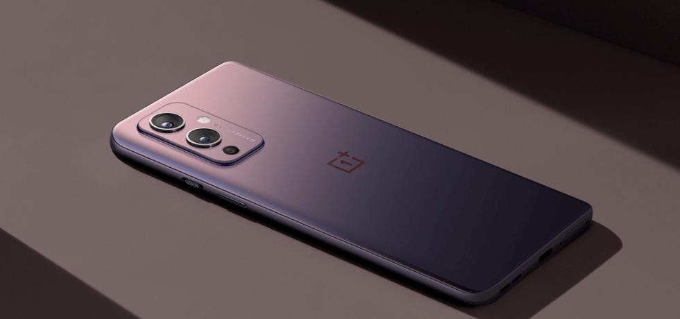 OnePlus 9. צילום מסך