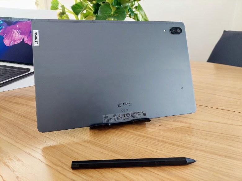 לנובו Tab P11 Pro. צילום צחי הופמן