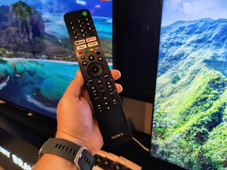 שלט - סוני טלוויזיות 2021. צילום צחי הופמן