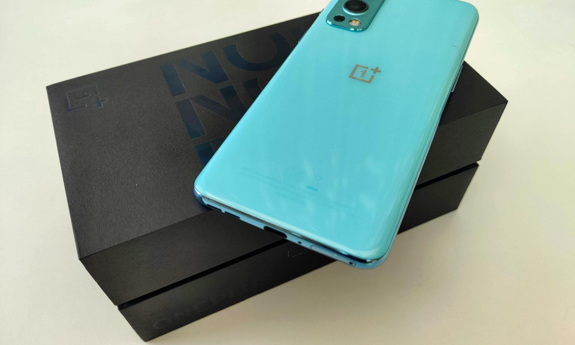 OnePlus Nord 2 5G. צילום צחי הופמן