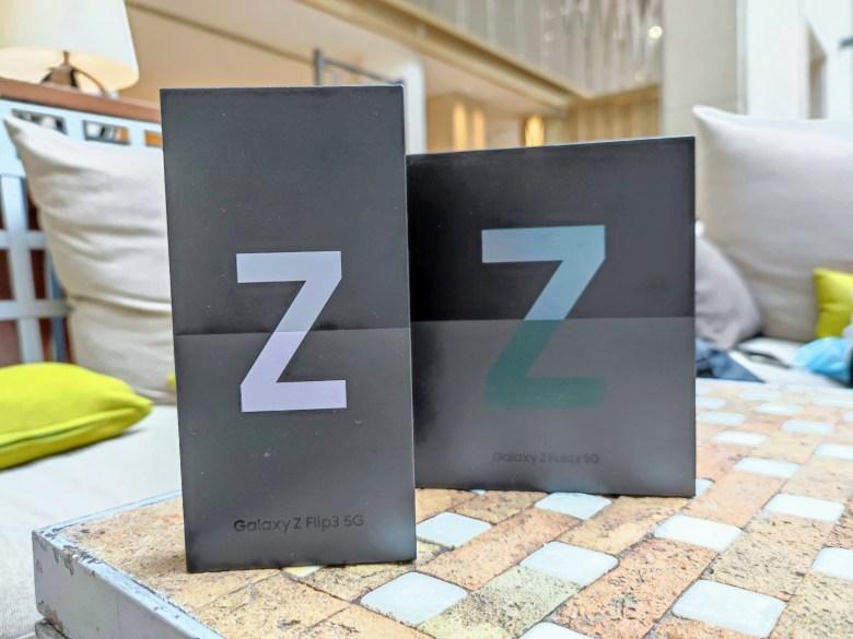 סמסונג Galaxy Z. צילום צחי הופמן