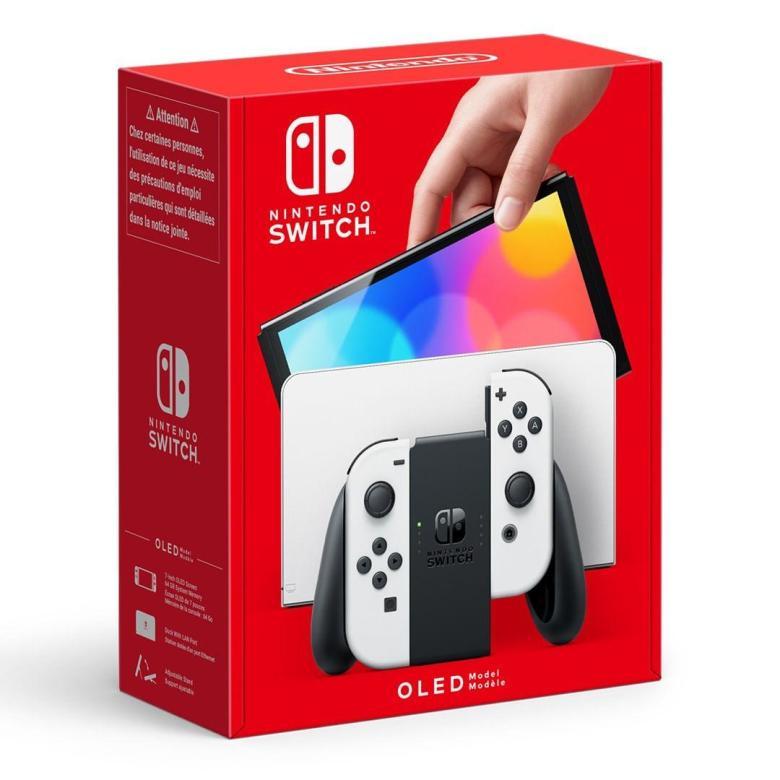 """נינטנדו Switch גרסת OLED. צילום יח""""צ"""