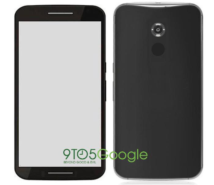 5c3bb083b0 Alleged Specs and Images of the Upcoming Motorola Shamu (Google Nexus 6)  Surfaces