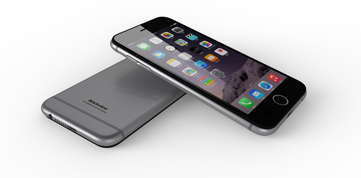 Iphone clone android os