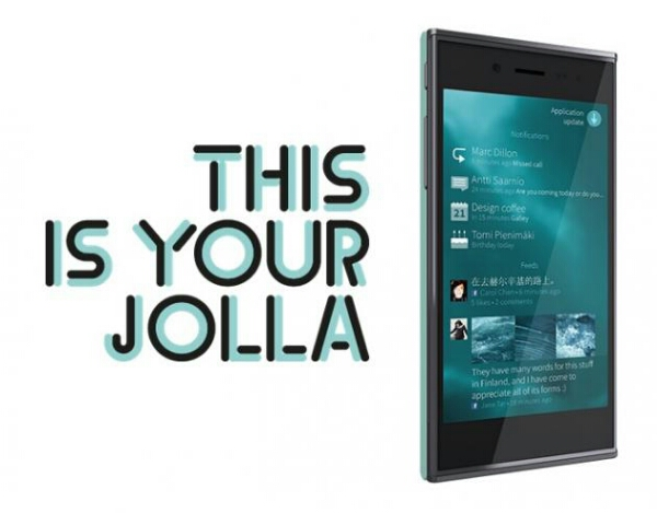 Russia and Jolla working on Custom Mobile OS