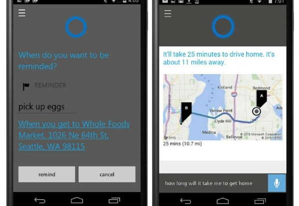 Download and Install: Cortana for Android APK leaks online ...