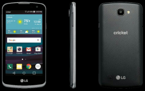 Cricket announce LTE-enabled LG Spree Entry-level smartphone