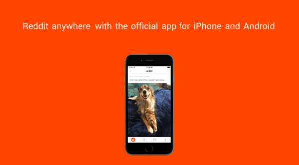 Official: Reddit app for Android and iPhone Launched