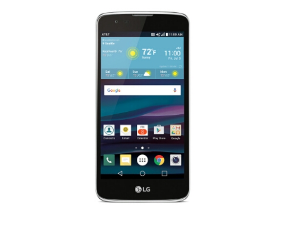 LG Phoenix 2 GoPhone is the LG K8 for AT&T