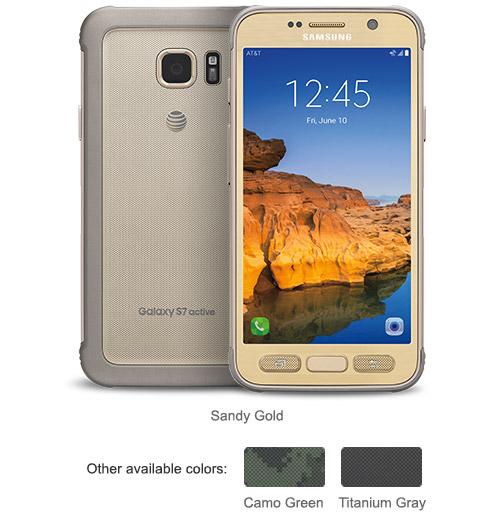 Samsung Galaxy S7 Active TGF
