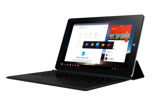 Chuwi Vi10 Plus 2-in-1 tablet Debuts with Remix OS or Windows 10