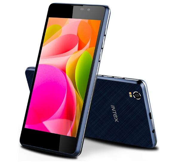 Intex Aqua Power 4G with 5-inch display, Android 6.0 and 3800mAh Battery